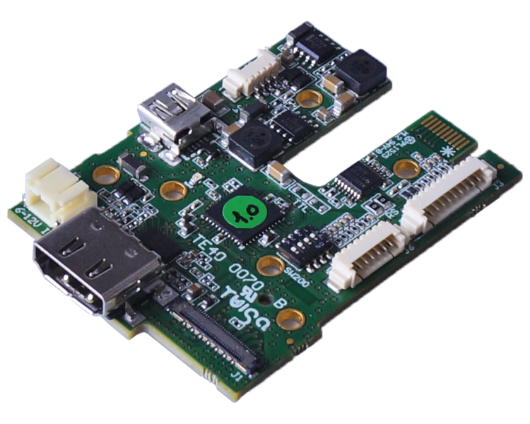 Converter Board FCB-ER HDMI 4K ER - JenCam