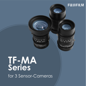 Fujinon Lenses TF-MA Series