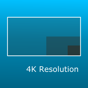Zoom Kamera 4K Resolution